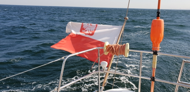 Patryk Zając (Bandera na maszt)