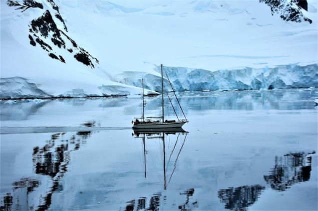 Jola Mir (Na podbój Antarktydy)