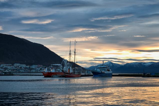 Mateusz Boinski (Port w Tromsø)